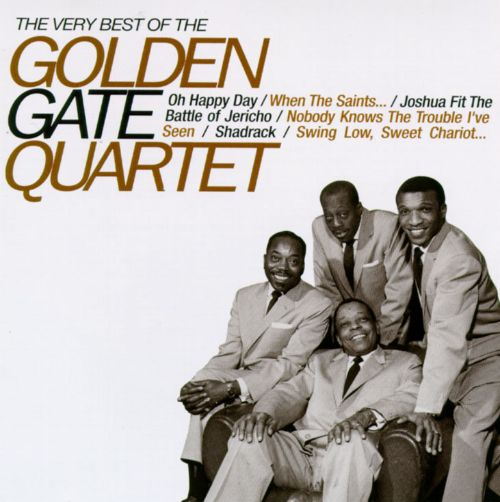 The Very Best of the Golden Gate Quartet