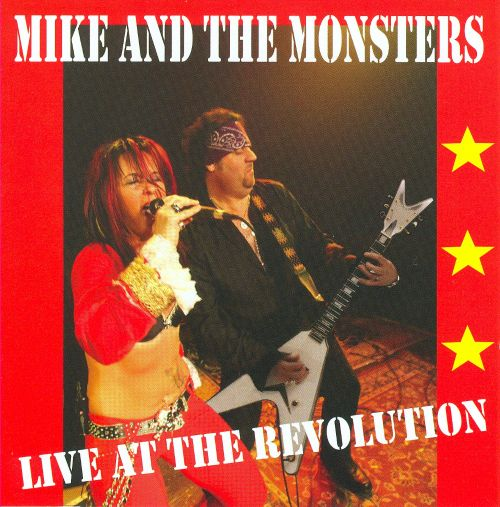 Live at the Revolution