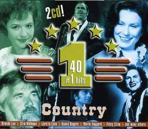 Country 40 No. 1 Songs