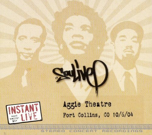Instant Live: Aggie Theatre - Fort Collins, CO, 10/6/04