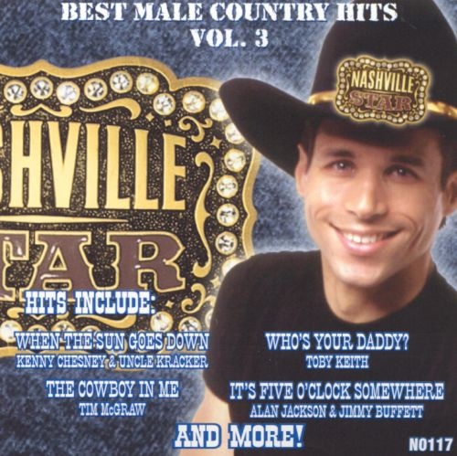 Nashville Star Best Male Country Hits, Vol. 3