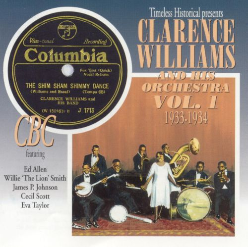 Clarence Williams And His Orchestra, Vol. 1: 1933-1934