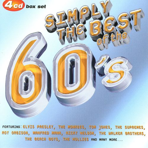 Top 60 Best White Bathroom Ideas: Simply The Best Of The 60's [2001 Boxset]