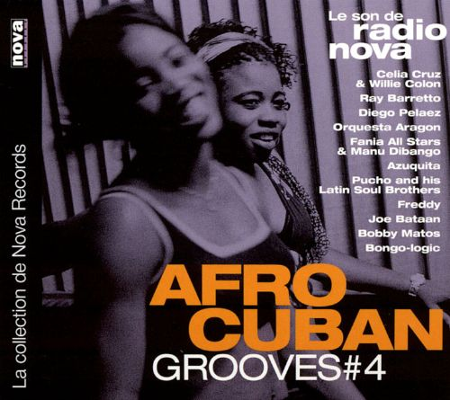 Afro-Cuban Grooves, Vol. 4 [Wagram]