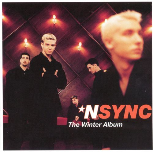 the winter album - Nsync Christmas Album