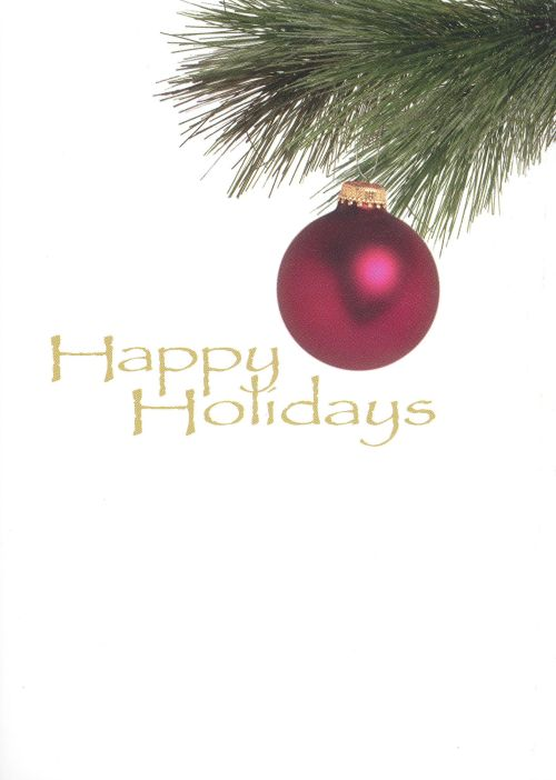 Happy Holidays [BMG Greeting Card CD]