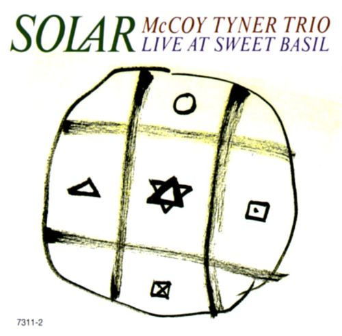 Solar: McCoy Tyner Trio Live at Sweet Basil
