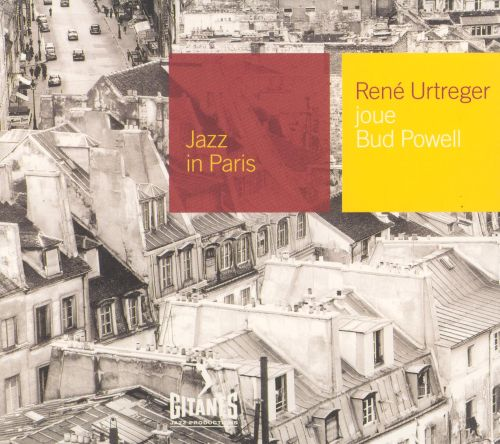 Jazz in Paris: Joue Bud Powell
