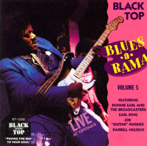 Black Top Blues-A-Rama, Vol. 5: Live at Tipitina's