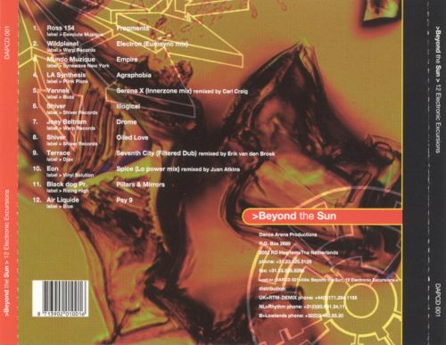 Beyond the Sun: 12 Electronic Excursions