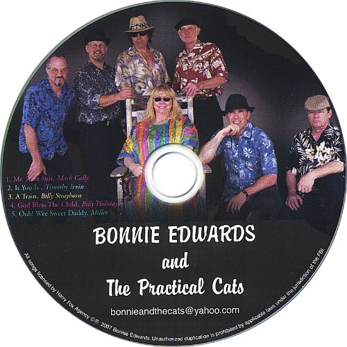 Bonnie Edwards and the Practical Cats
