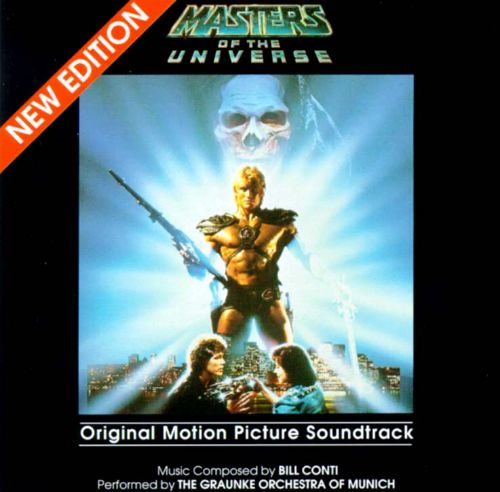 Masters of the Universe [1992]