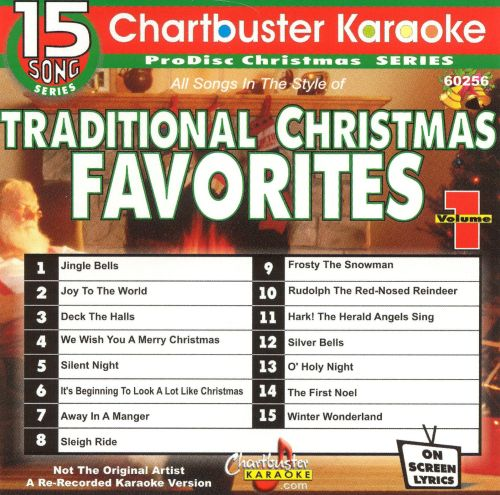 Traditional Christmas Favorites, Vol. 1