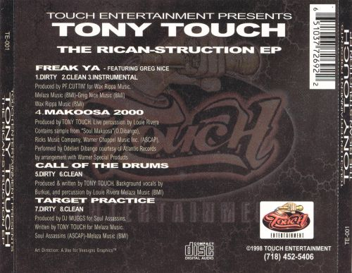 The Rican-Struction EP