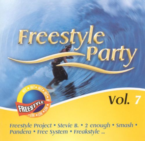 Freestyle Party, Vol. 7