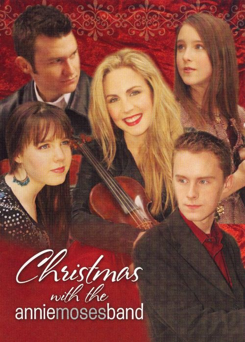Christmas with the Annie Moses Band [DVD]