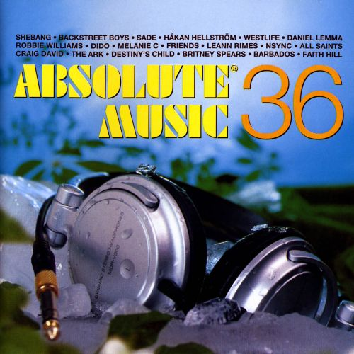 Absolute Music, Vol. 36