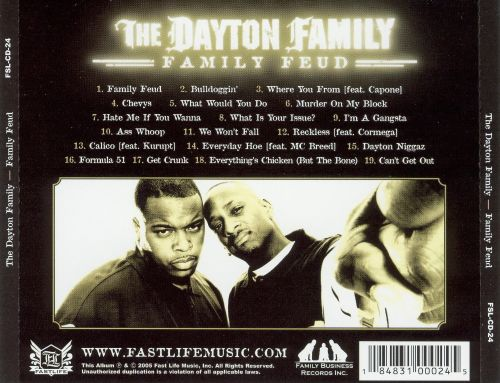 the dayton family discography