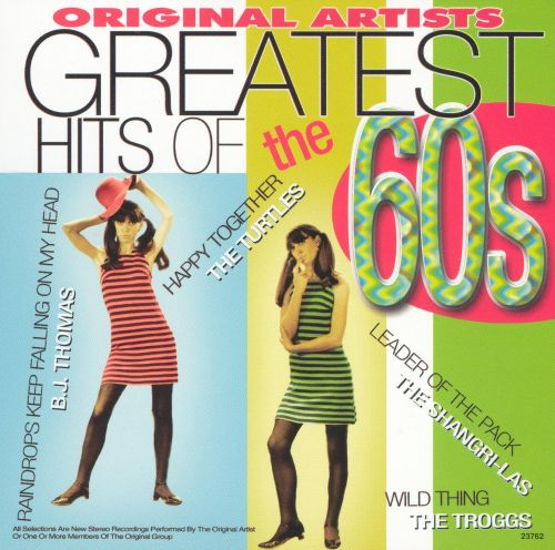 Greatest Hits of the 60's, Vol. 1 [Platinum Disc #2]