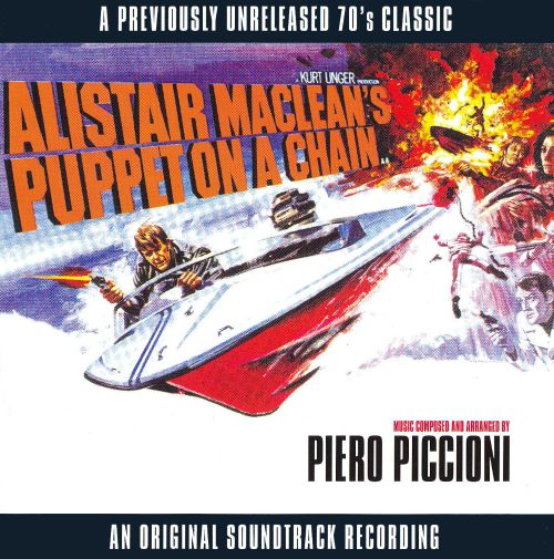Puppet on a Chain [Original Motion Picture Soundtrack]