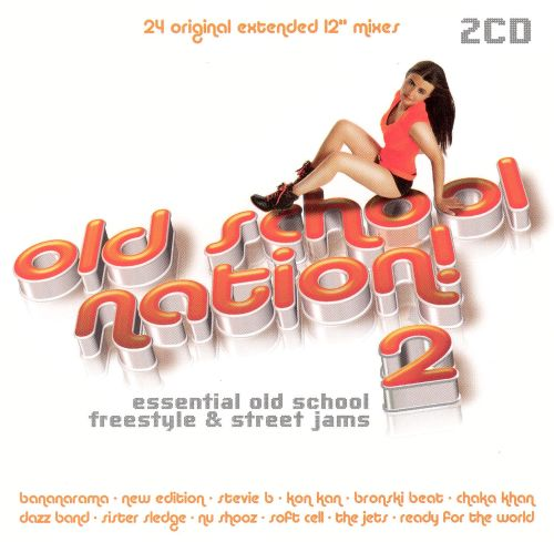 Old School Nation, Vol. 2