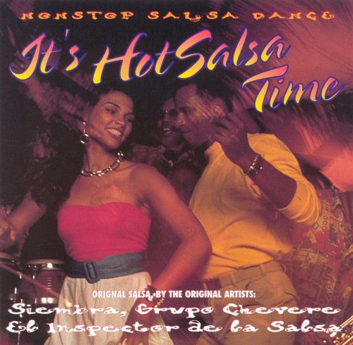 It's Hot Salsa Time