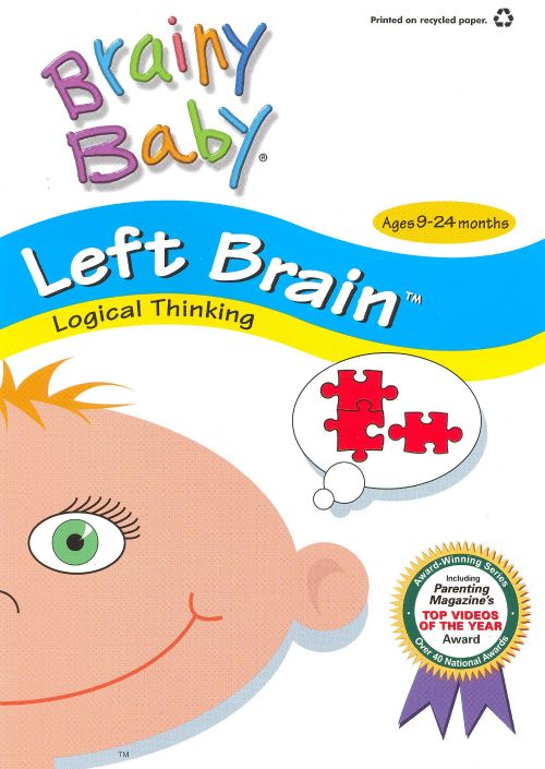Left Brain: Logical Thinking [DVD/CD]