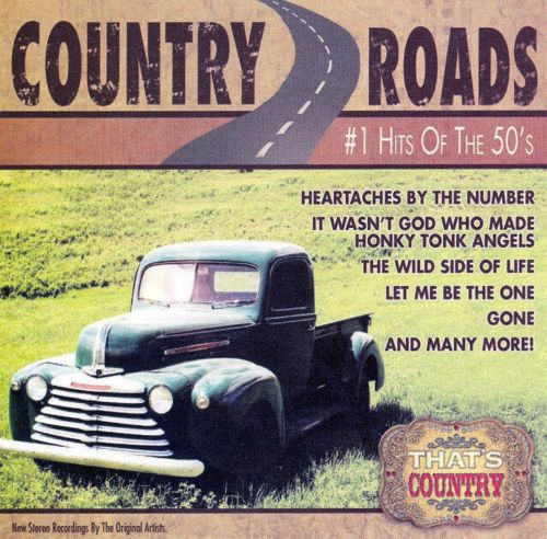 #1 Hits of the 50's: Country Roads
