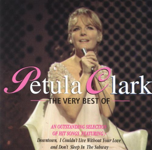 The Very Best of Petula Clark [Prism 1997]