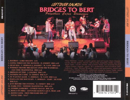 Bridges to Bert