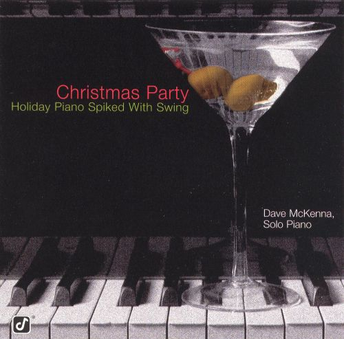 Christmas Cocktail Party: Holiday Piano Spiked with Swing