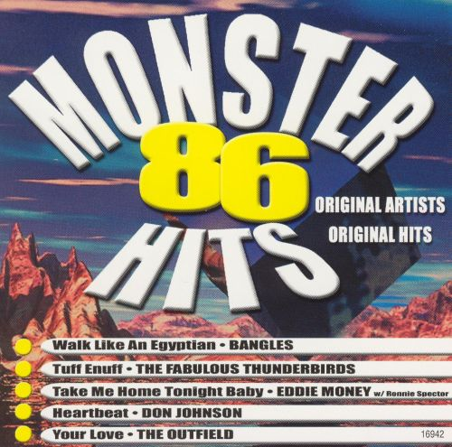 Monster 86 Hits Various Artists Songs Reviews Credits Allmusic