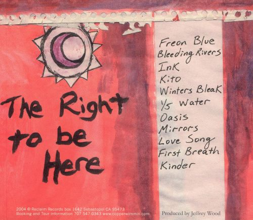The Right to Be Here