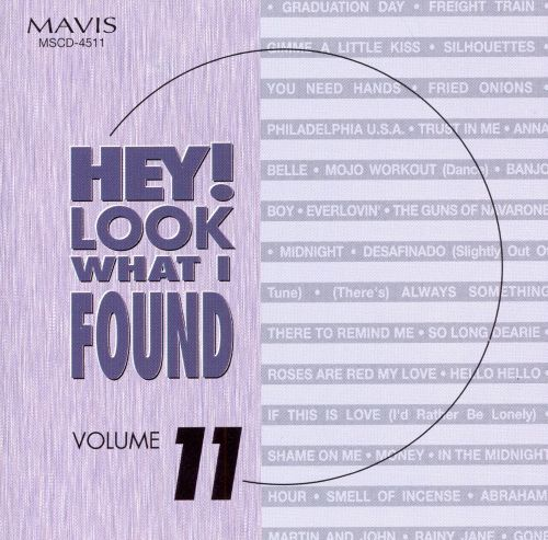 Hey! Look What I Found, Vol. 11