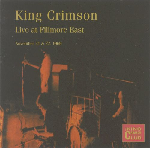 Live at Fillmore East, 1969