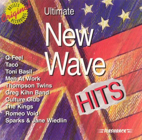 Ultimate New Wave Hits