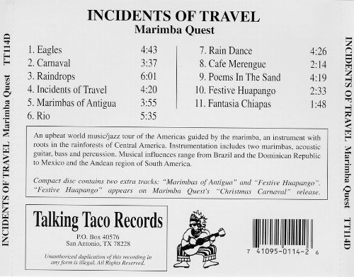 Incidents in Travel