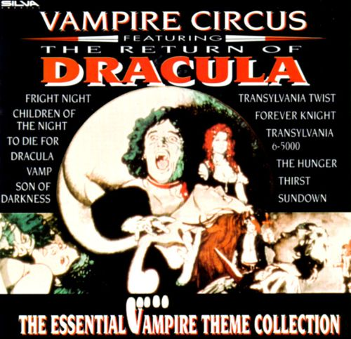 The Essential Vampire Theme Collection