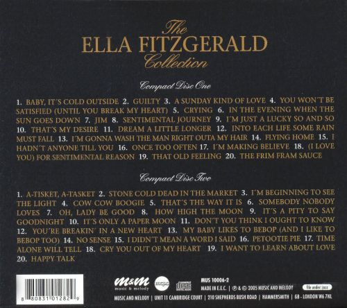 The Ella Fitzgerald Collection
