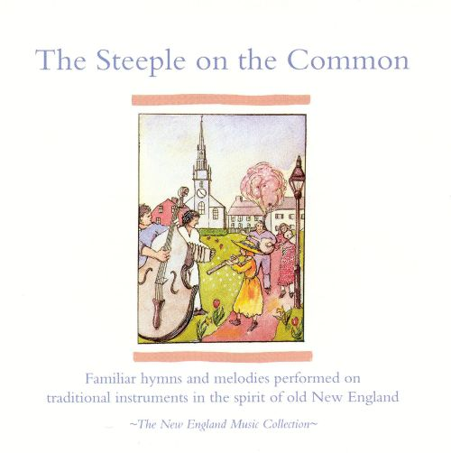 Steeple on the Common: Christmas