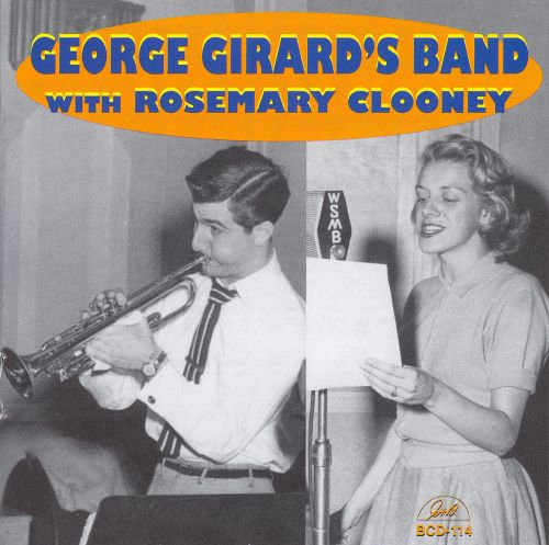 George Girard's Band with Rosemary Clooney