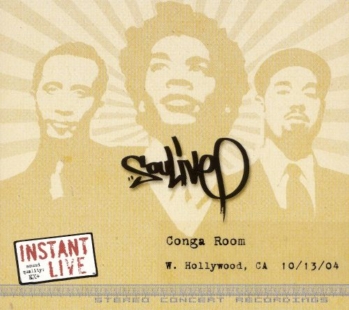 Instant Live: Conga Room - West Hollywood, CA, 10/13/04