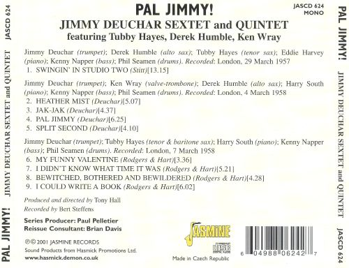 Pal Jimmy!