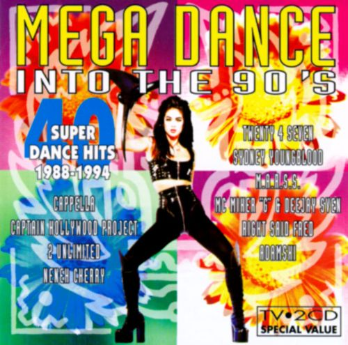 Megadance Into The 90 S Various Artists Songs Reviews