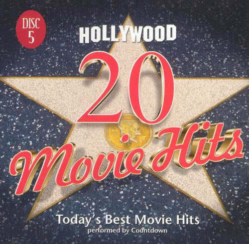 20 Hollywood Movie Hits [Disc 5]