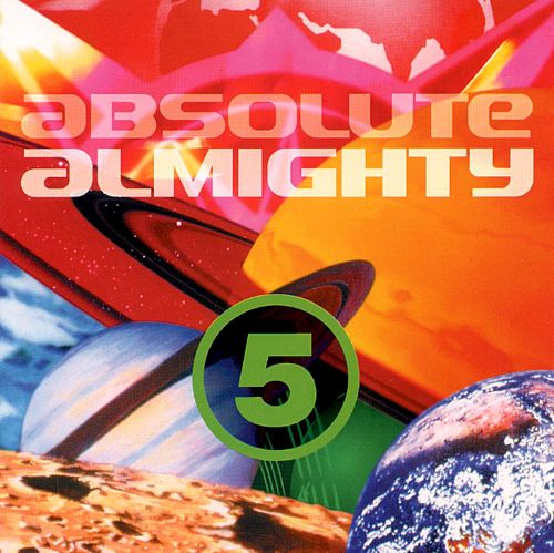 Absolute Almighty, Vol. 5