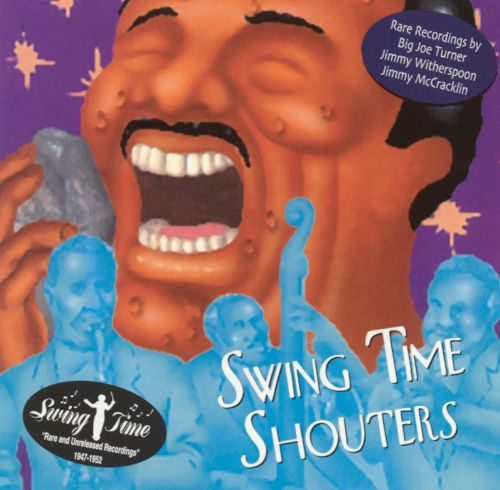 Swing Time Shouters, Vol. 1