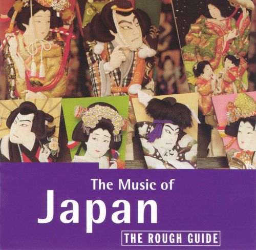 Rough Guide to the Music of Japan [#1]