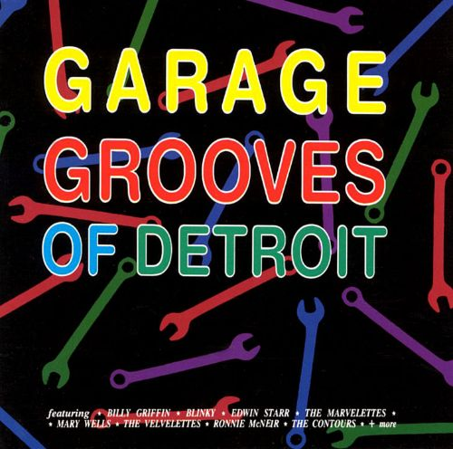 Garage Grooves of Detroit