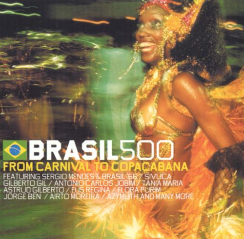 Brasil 500: From Carnival to Copacabana